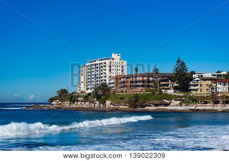 Picturesque Australian Beach, Cronulla