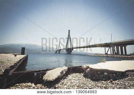 Suspension Bridge  Background