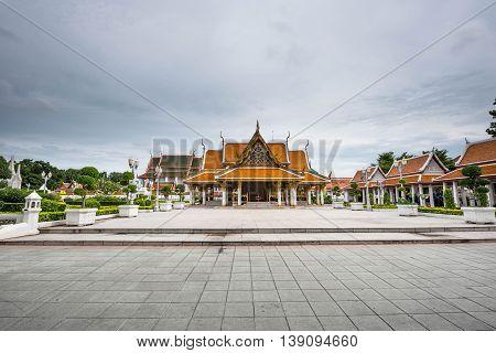 Thai Pavillion on Radchadumnern Road - Bangkok Thailand