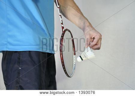 Badminton Server