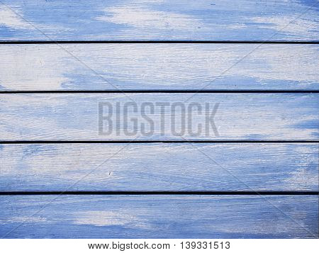 Light blue colored wooden for background and texture.