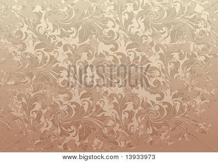 Grunge Vintage pattern, vector