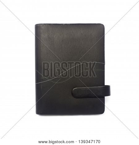 The Notebooks isolated on white background texture