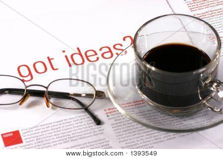 Coffee With Creative Magazine