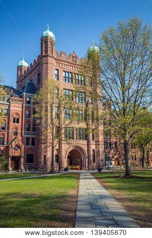 Yale University Buildings
