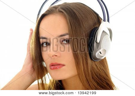 woman and music