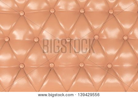 Yellow Sofa Upholstery Leather Pattern For Background