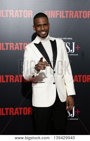 NEW YORK-JULY 11: Actor Eric West attends 'The Infiltrator' New York premiere at AMC Loews Lincoln Square 13 Theater on July 11, 2016 in New York City.