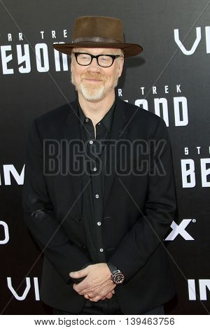 LOS ANGELES - JUL 20:  Adam Savage at the