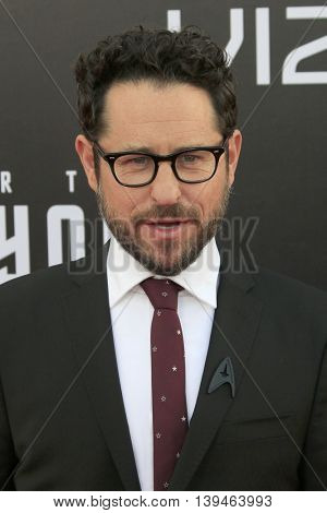 LOS ANGELES - JUL 20:  J.J. Abrams at the