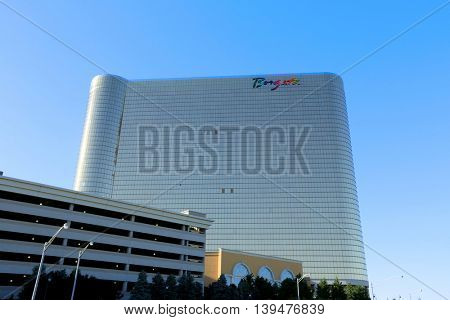 July 11, 2016 The Borgata Hotel and Casino in Atlantic City NJ.
