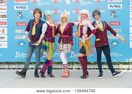 Actors Animated Series Regal Academy