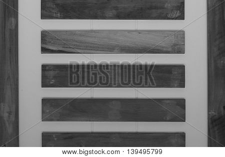 background of concrete wall and wood wall .