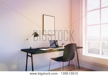 Working Place At Home