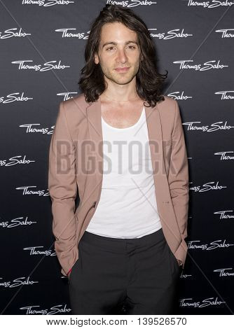 Thomas Sabo Celebrates New Collection With Georgia May Jagger