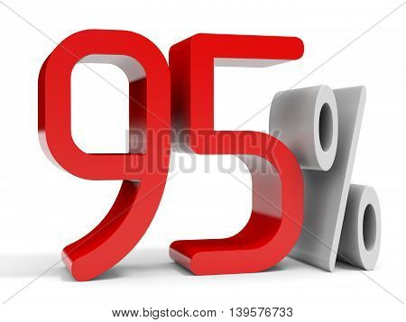 Ninety Five Percent Off. Discount 10%.