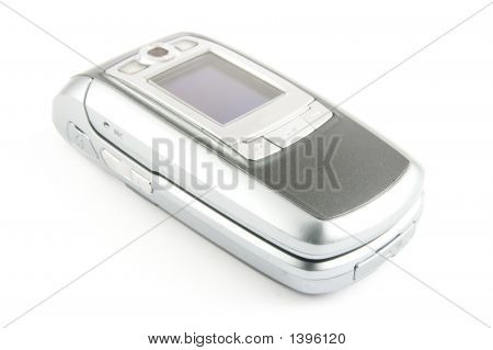 Modern Clamshell Phone