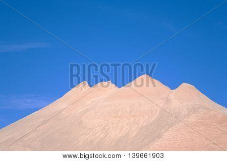 Dunes Of Fine Sand