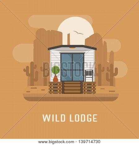Wild Lodge Flophouse