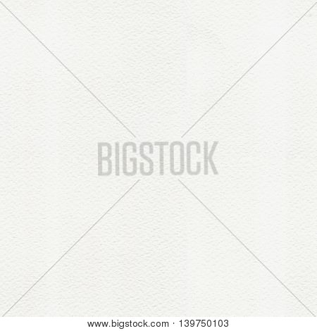 Seamless white watercolor paper background. Endless watercolour pattern. The high resolution blank texture.