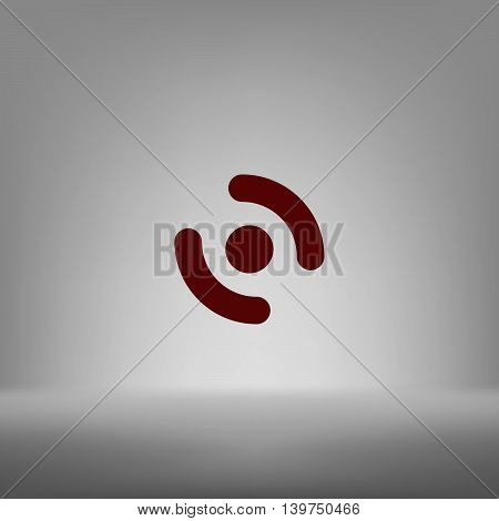 Smart Phone Vibrating Icon