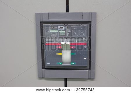 High Voltage Circuit Breakers electricity, box, switch, automatic, industrial,