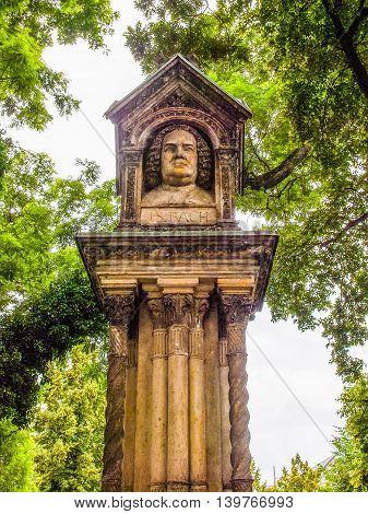 Altes Bach Denkmal Hdr