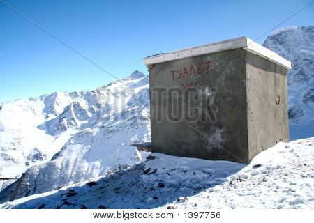 Wc In Mountains