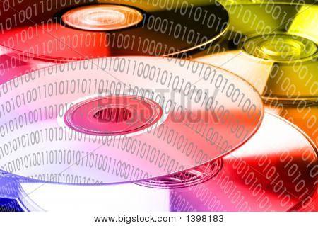 Binary Code On Dvd