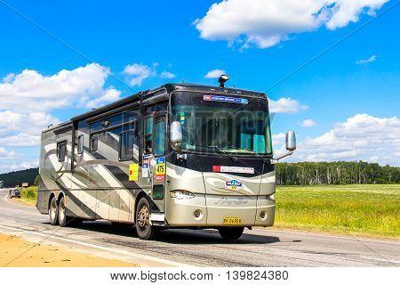 Tiffin Allegro Bus