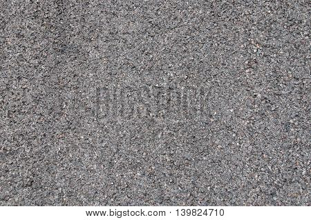 Close up Asphalt road for abstract texture background