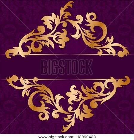 Gold Rhomb