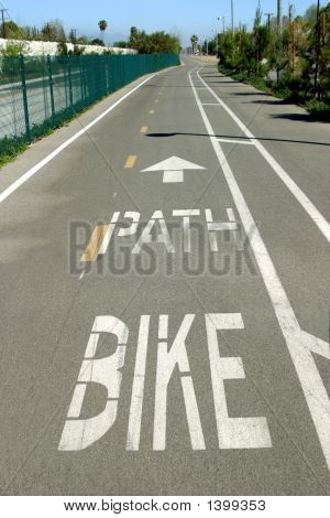 Road For The Bicycles
