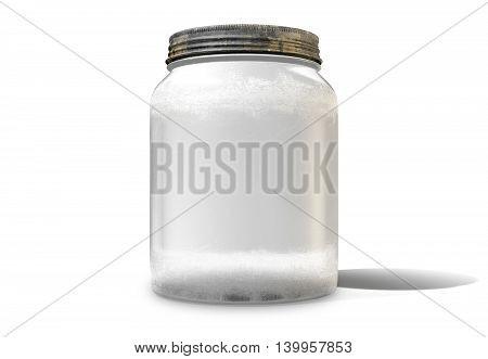 Moonshine Jar Vintage