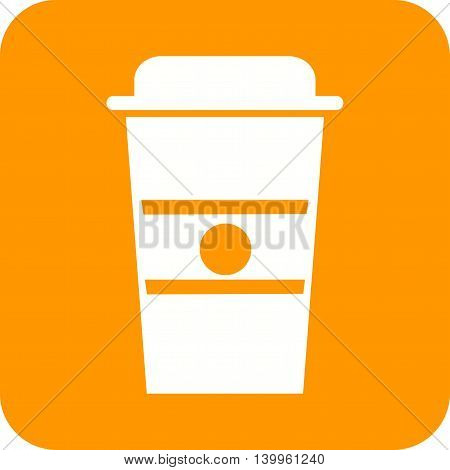 Coffee, cup, caffeine icon vector image.Can also be used for shopping. Suitable for web apps, mobile apps and print media.