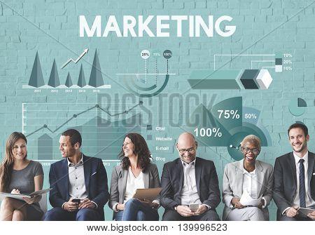 Marketing Analytics Business Report Concept