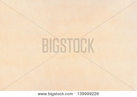Abstract Beige Watercolor Background
