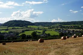 Devon Landschaft