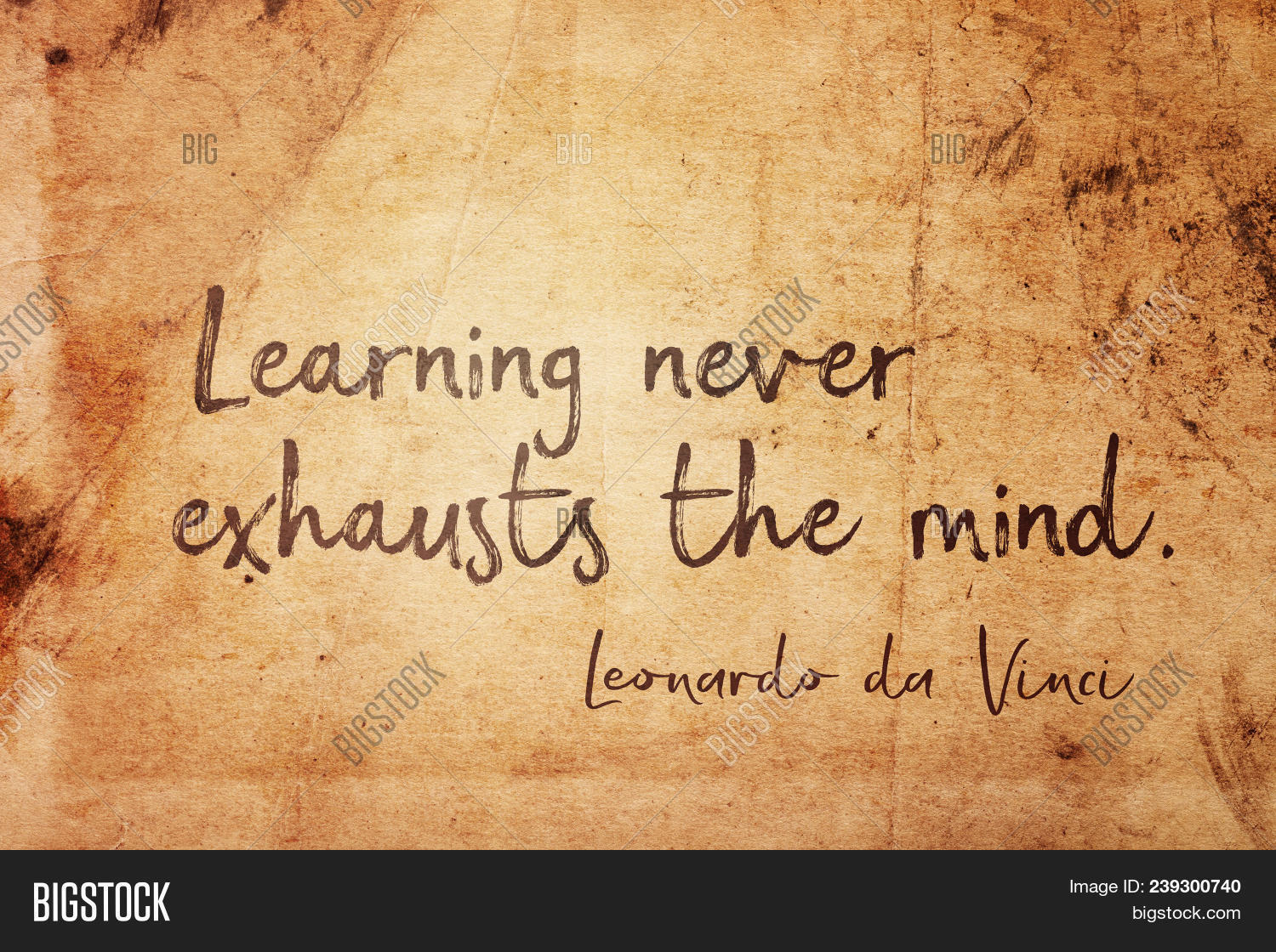 Learning Never Image Photo Free Trial Bigstock
