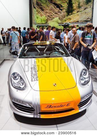 Porsche Boxter E