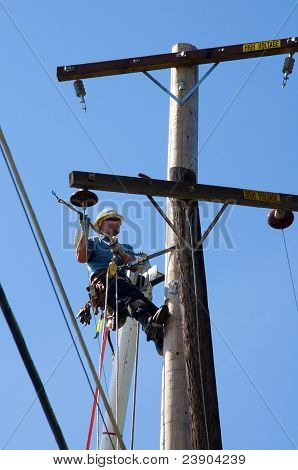 Fixing Power Lines
