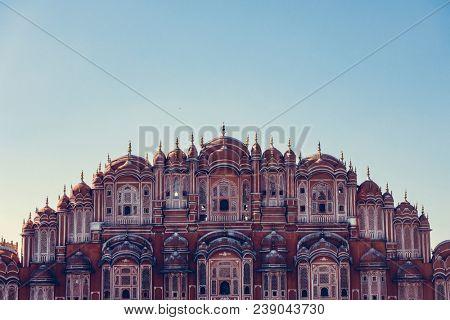 Hawa Mahal palace Jaipur, India