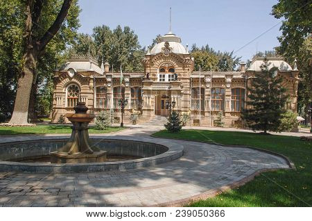 Summer Home Of The Romanov