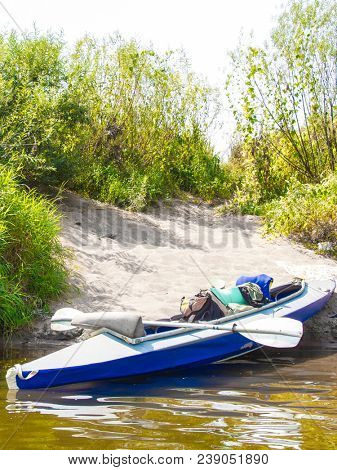 the image of a kayak