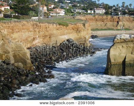Sunset Cliffs Postcard