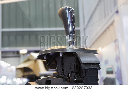 Automatic Gearshift Set For Spare Part ; Close Up