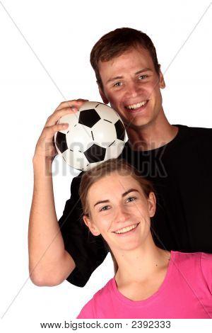 Soccer Pair