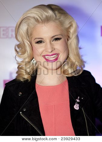 SAN DIEGO - SEPT 30: Kelly Osbourne attends Pinktober Launch and Building Lighting with Kelly Osbour