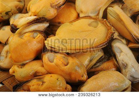 Peeled Frozen Mussels ,frozen Mussels On Fish Market