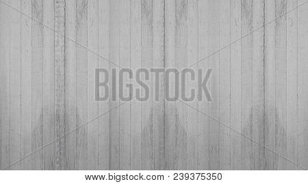 Modern Exposed Concrete Wall, Architectural Concrete Minimalist Wall, Wooden Formwork Concrete